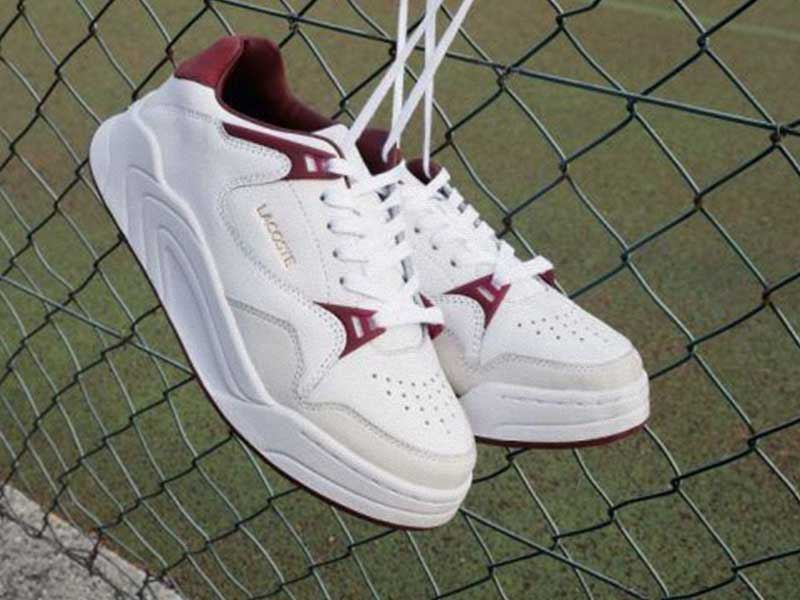Court Slam | Lacoste's most 90s comeback
