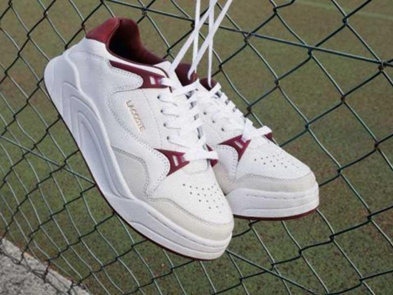 Court Slam | El comeback más 90s de Lacoste