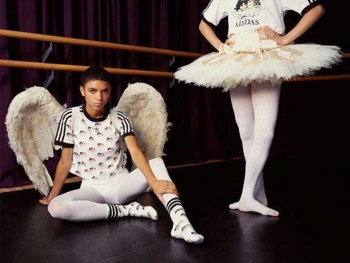 Fiorucci x Adidas Originals