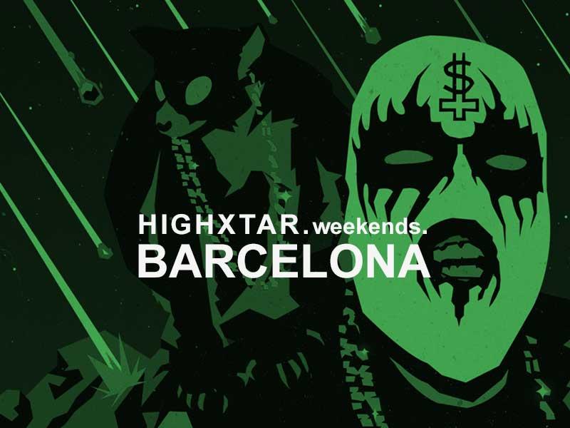 Barcelona WKNDS