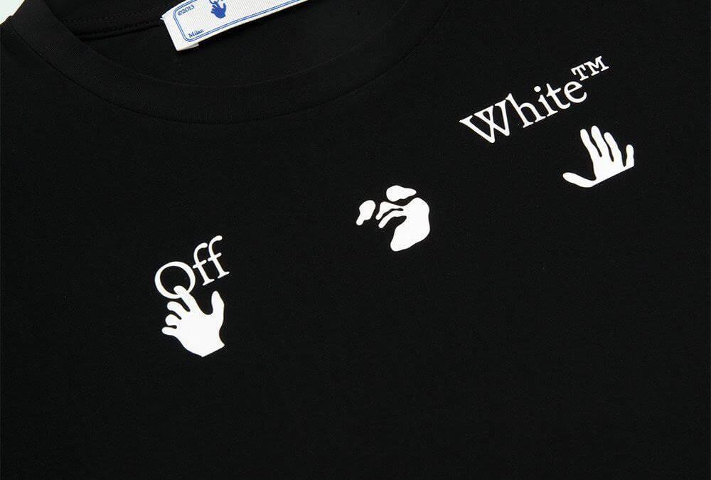 OFF WHITE NEW LOGO