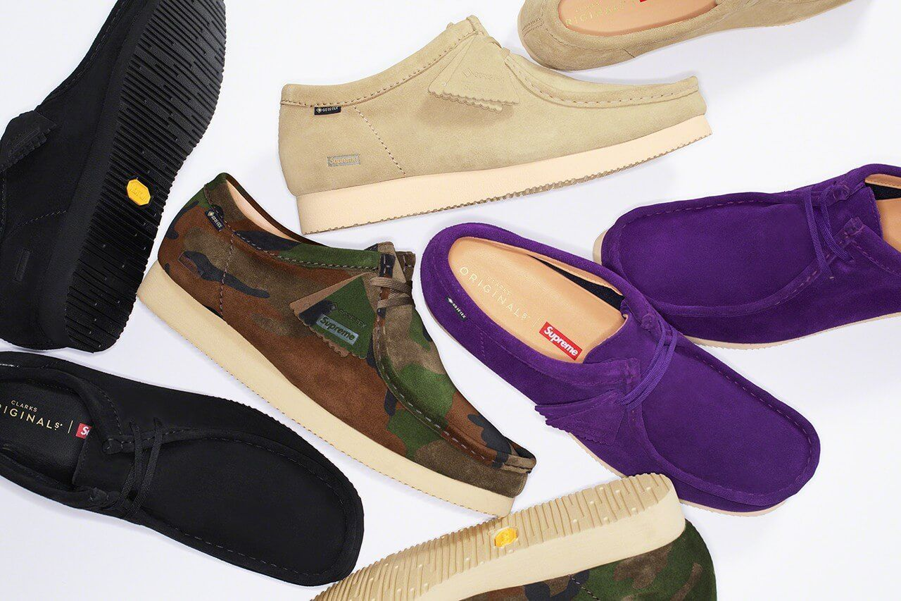 SUPREME WALLABEES