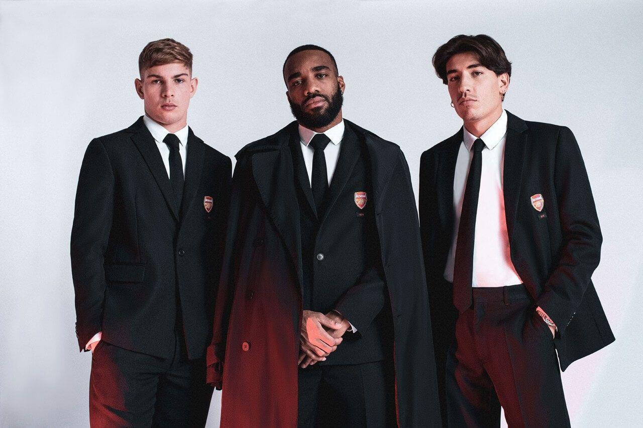 Arsenal FC x 424