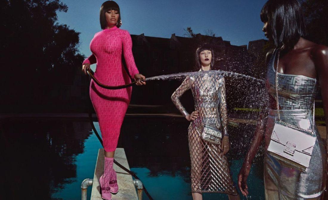 Nicki Minaj x Fendi