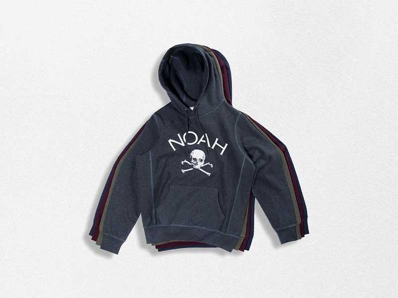 NOAH relanza mañana el codiciado Jolly Roger Hoodie