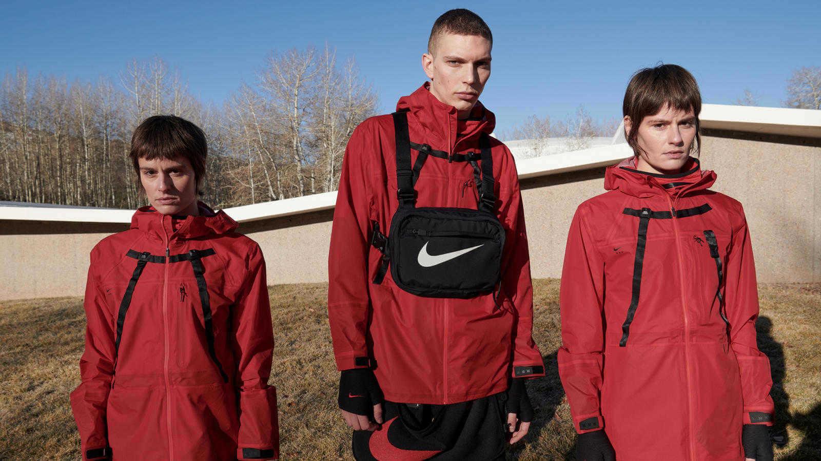 Nike x MMW Serie 003