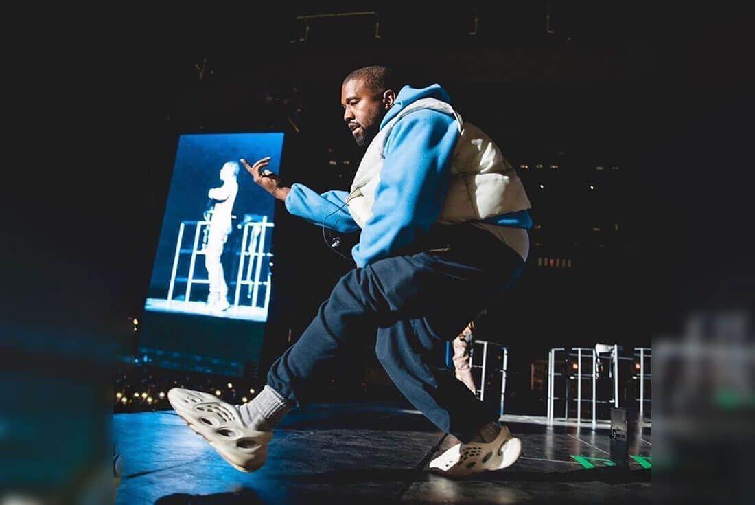 Kanye's Yeezy Foam Runners will be