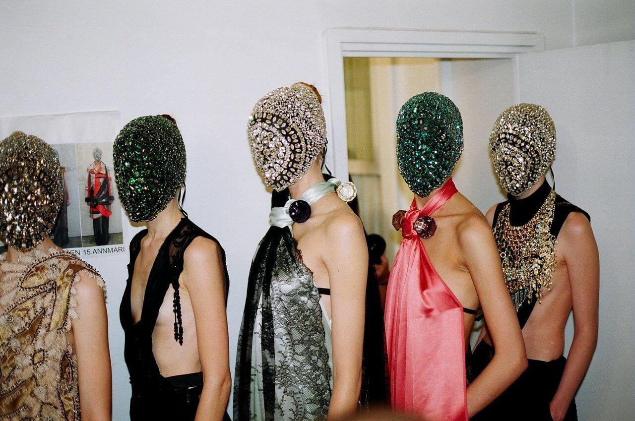 Maison Margiela masks
