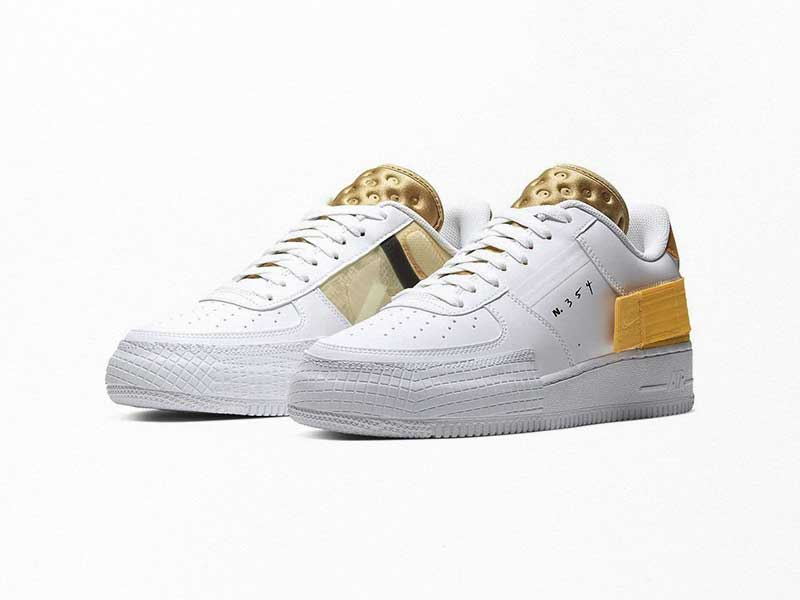 Nike launches AF1 TYPE inspired by Steve Prefontaine