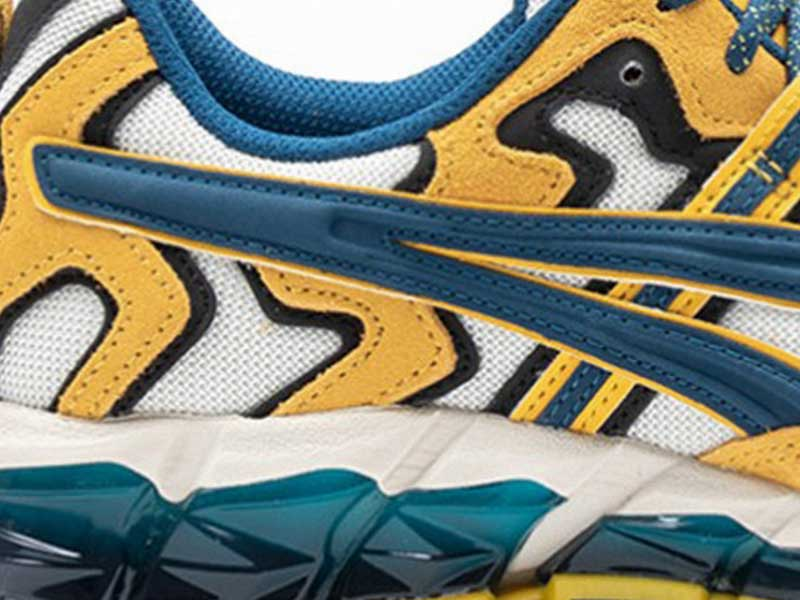 ASICS innovates with GEL-NANDI 360