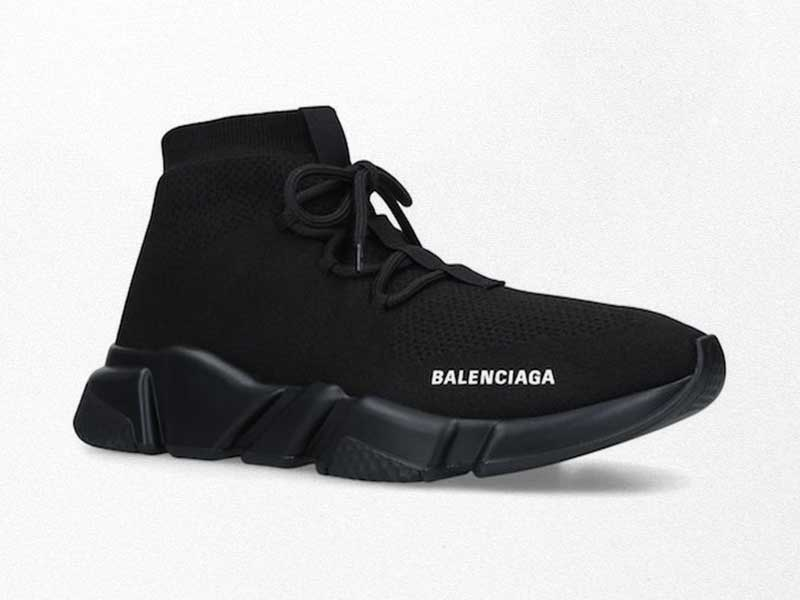 Balenciaga Speed trainer now have