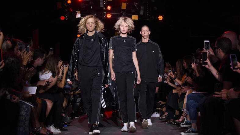 Alexander Wang x adidas Originals 2016