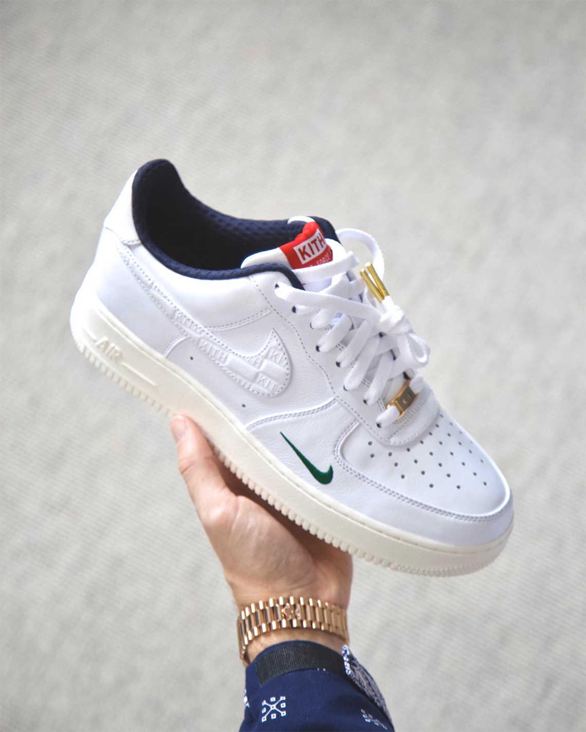 Nike x Kith AF1Low