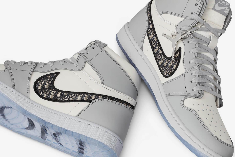 Dior x Air Jordan 1