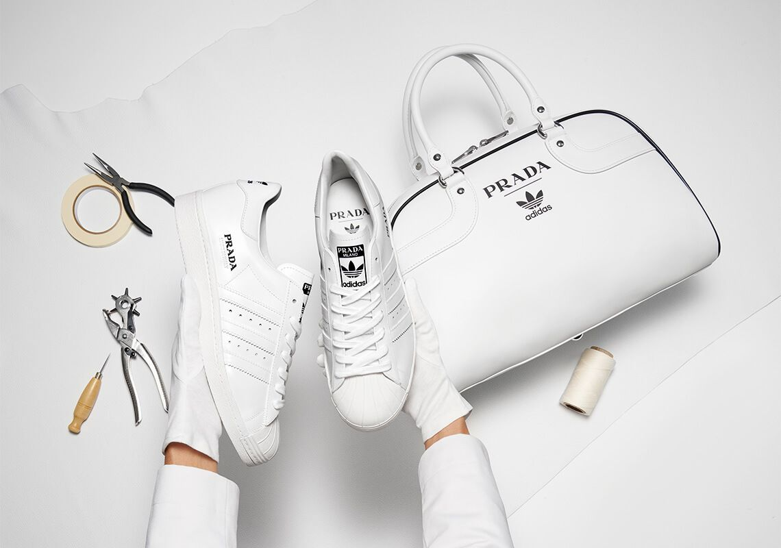 Superstar Prada x adidas