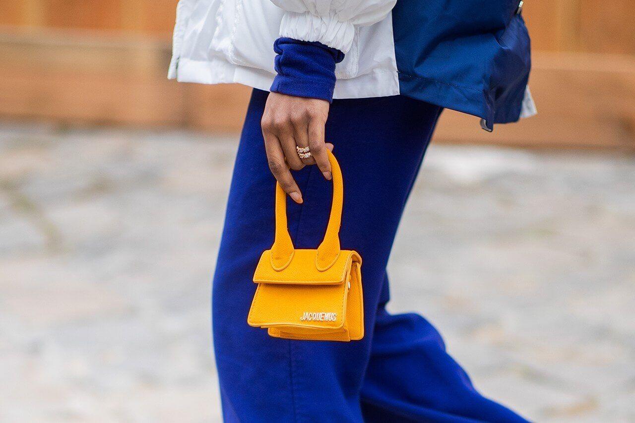 Jacquemus tiny bag
