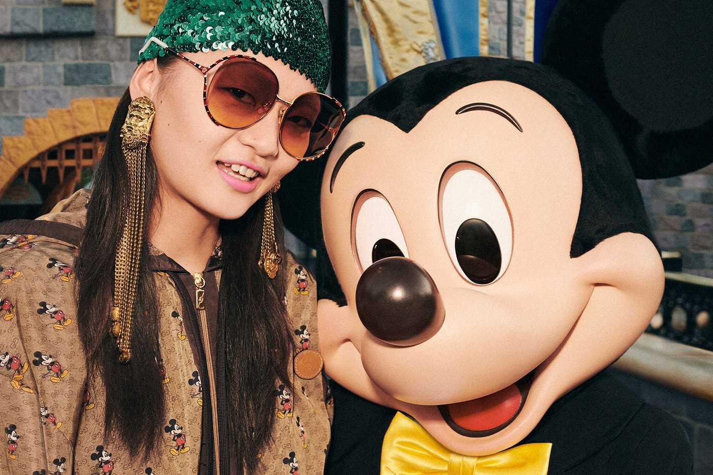 Gucci x Mickye Mouse