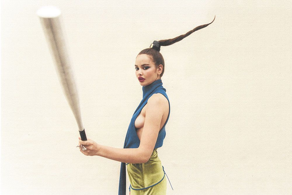 Dangerous Summer x Adriana Roslin