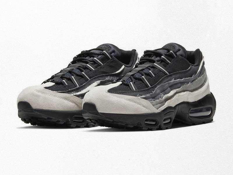 Commes Des Garçons x Nike Air Max 95