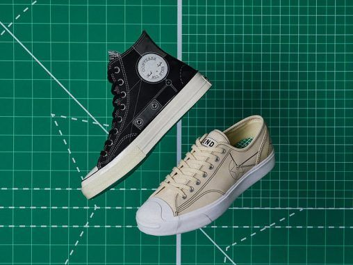 END. clothing x Converse