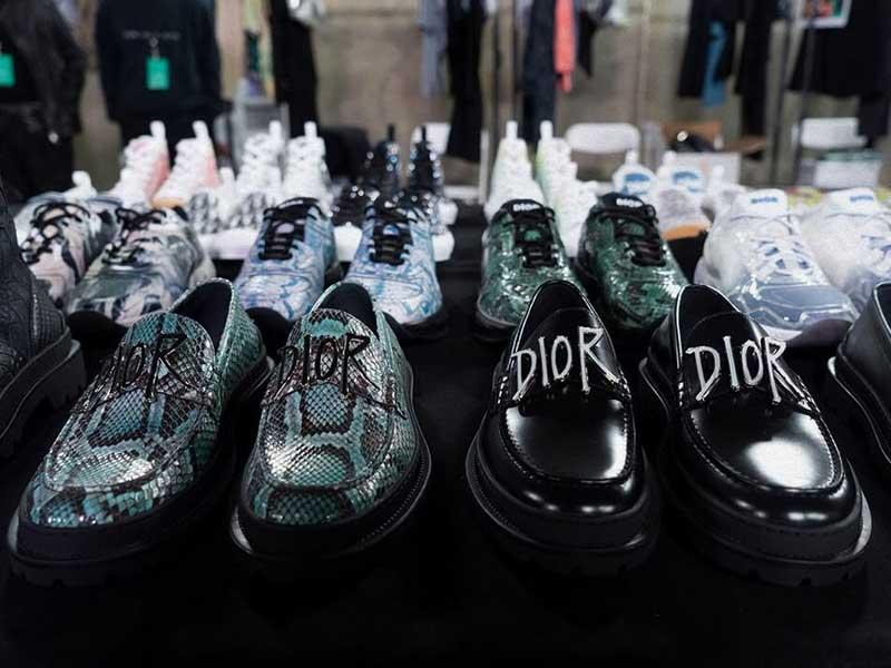 El comeback del zapato formal y declive de la cultura sneaker