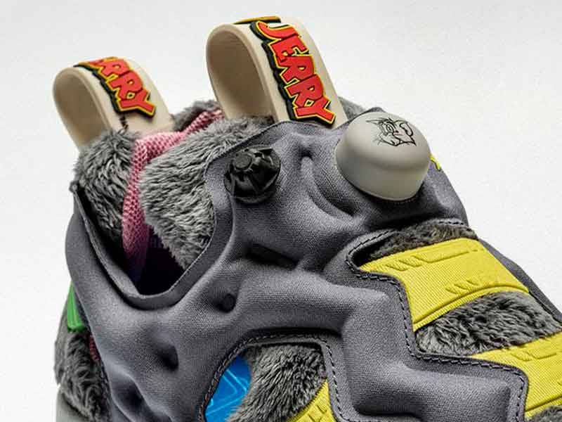 The funny collab Reebok x Tom & Jerry… catch it before it escapes!