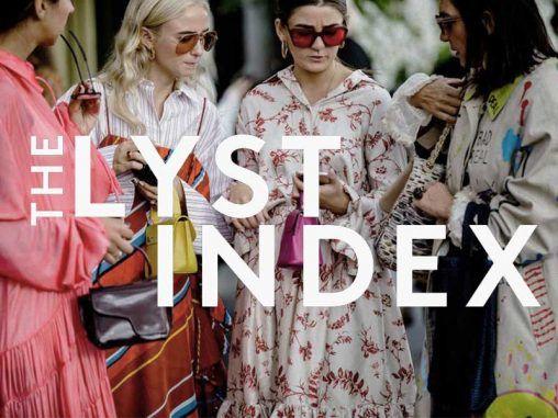 The Lyst Index 2019