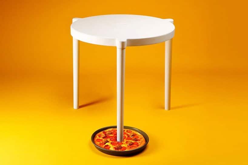 Pizza Hut x IKEA