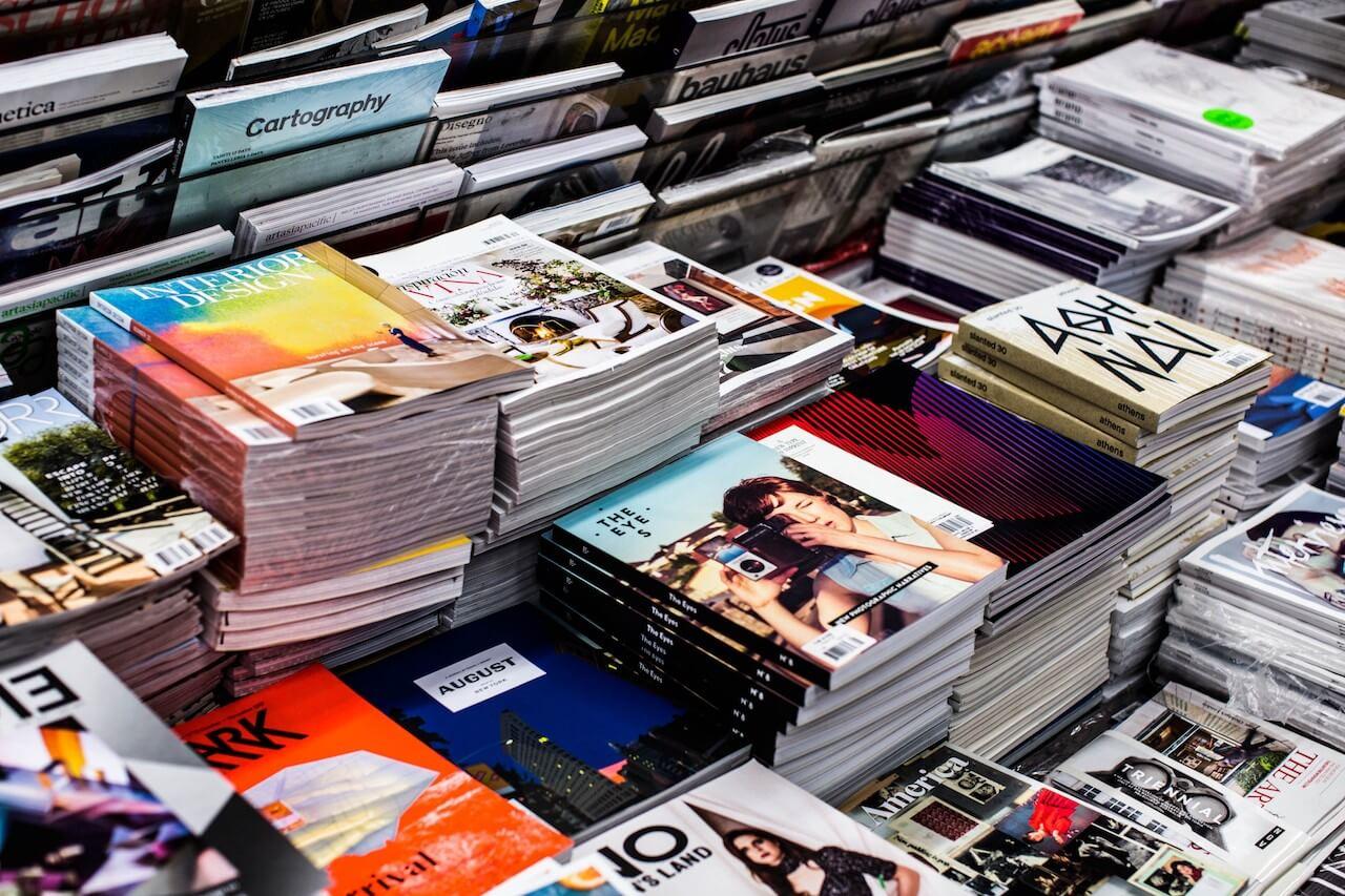 Revistas impresas