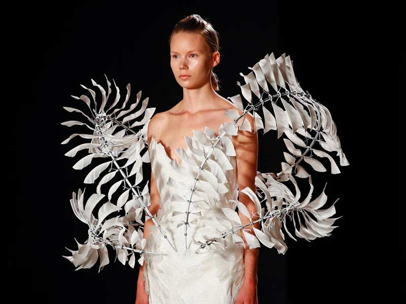 Can haute couture be reinvented for a sustainable future?