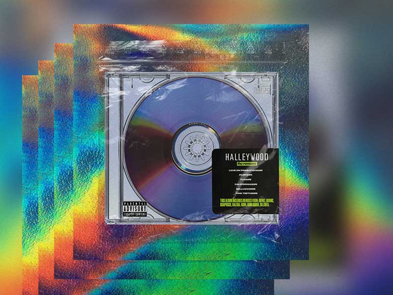 Halleywood: The Remixes. A gift in quarantine days
