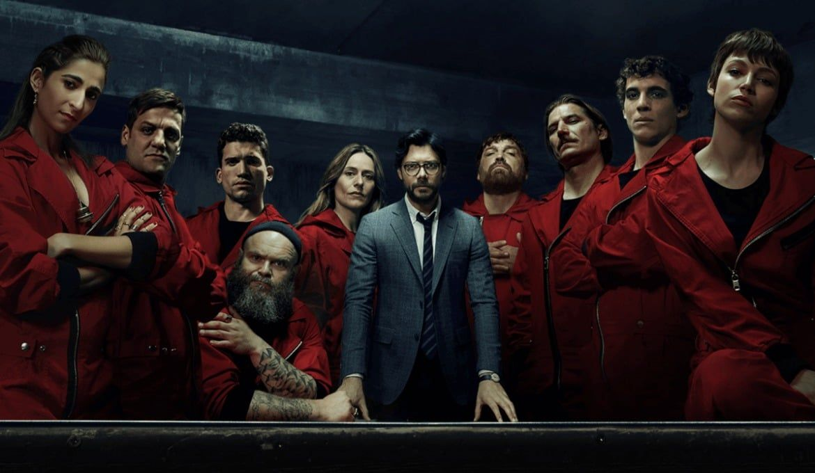 What time will the 4th season of La Casa de Papel premiere on Netflix? |  HIGHXTAR.