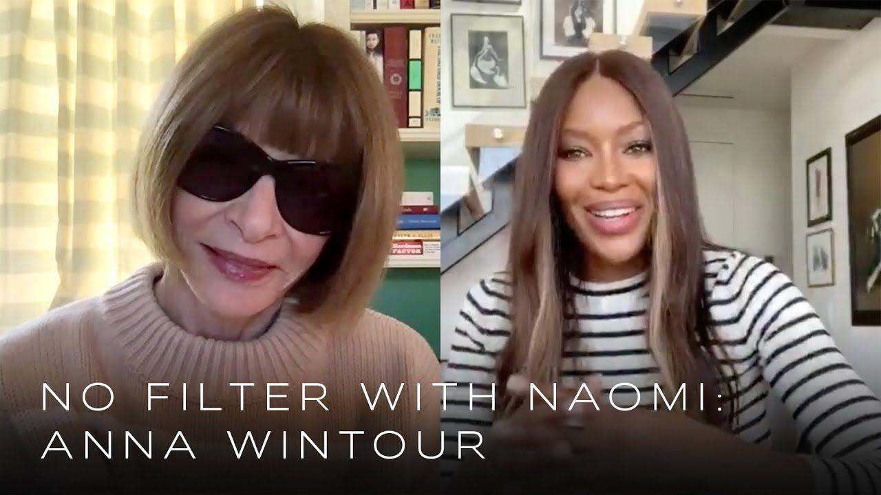 Anna Wintour & Naomi