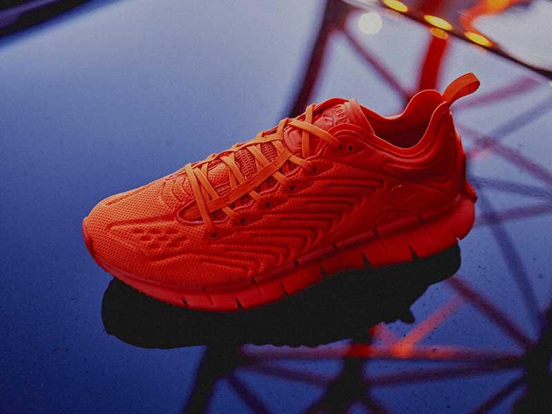 Reebok Zig Kinetica x Mita Sneakers | A space trip