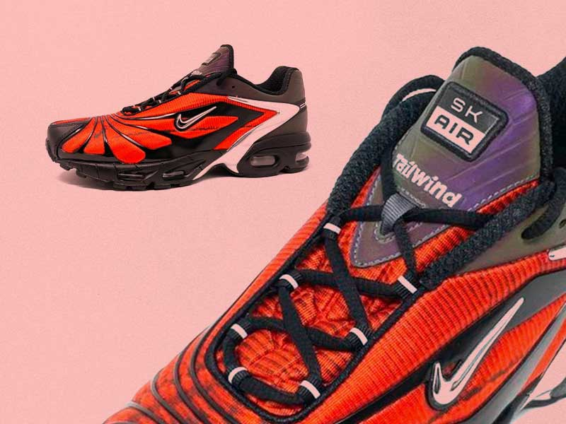 Skepta and Nike's brand new fifth air max unveiled