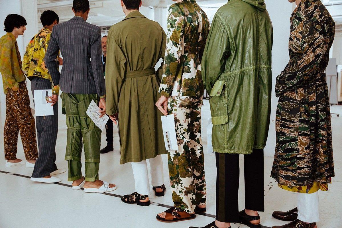 Industria moda