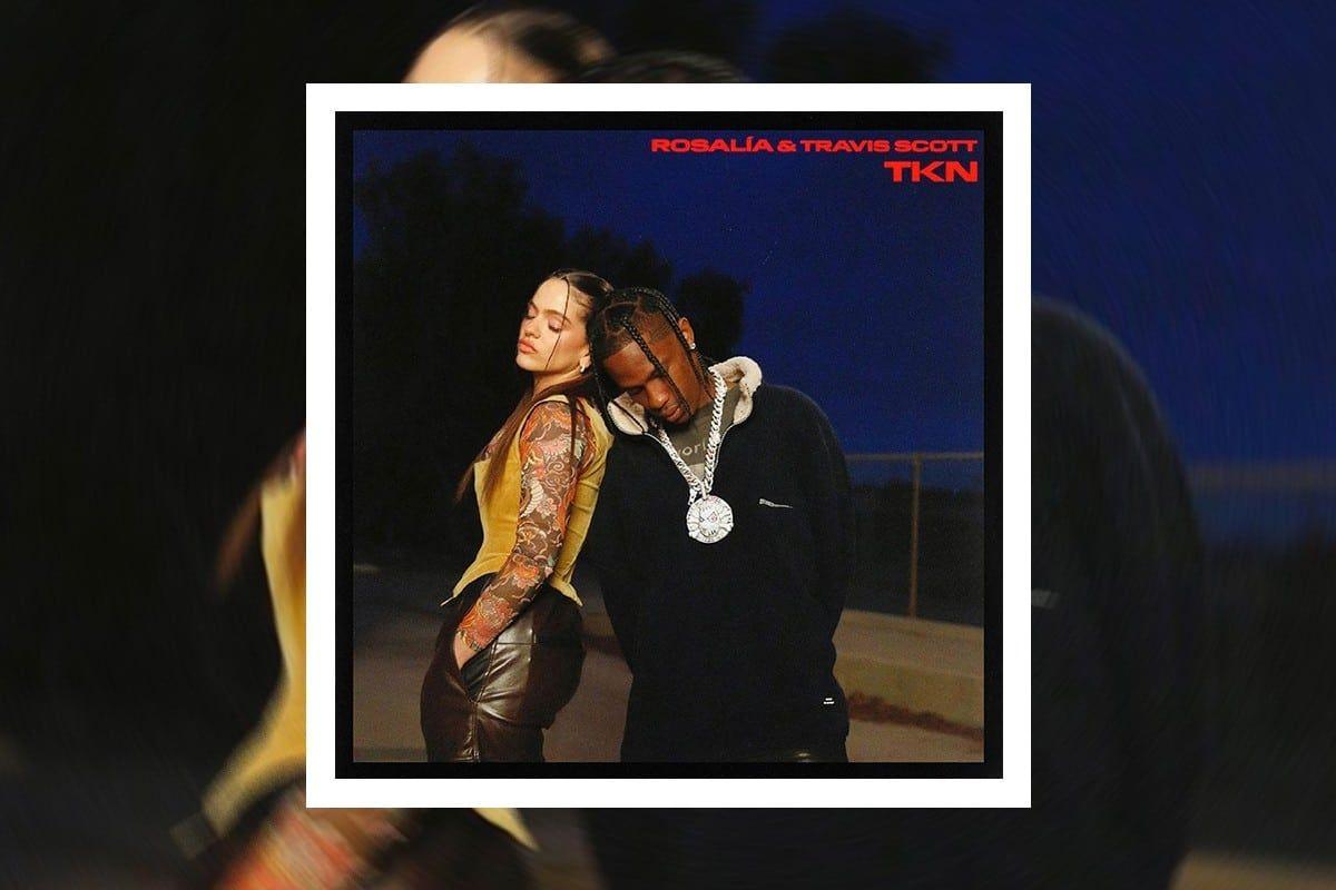 Rosalía Feat. Travis Scott