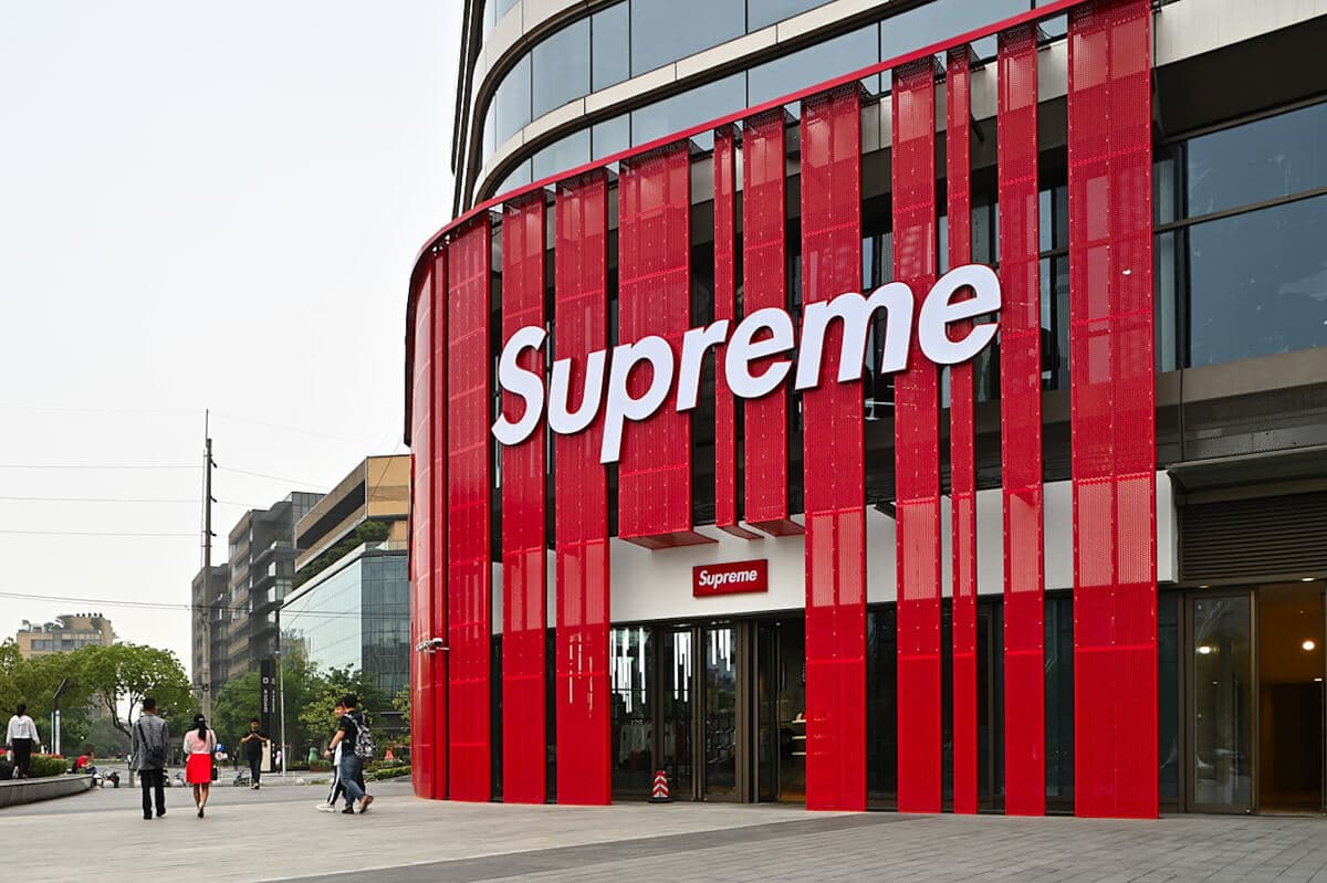 SUPREME TRADEMARK CHINA