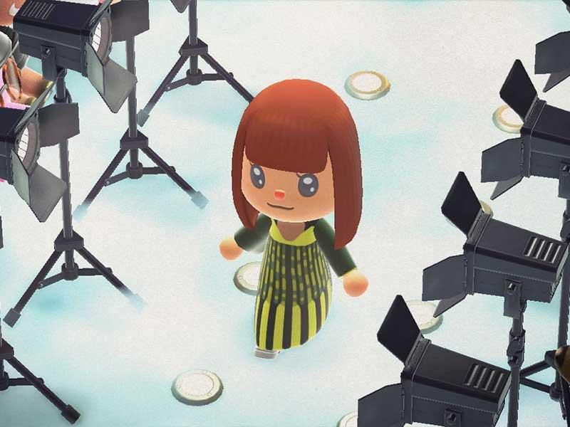 Primer desfile virtual de Animal Crossing