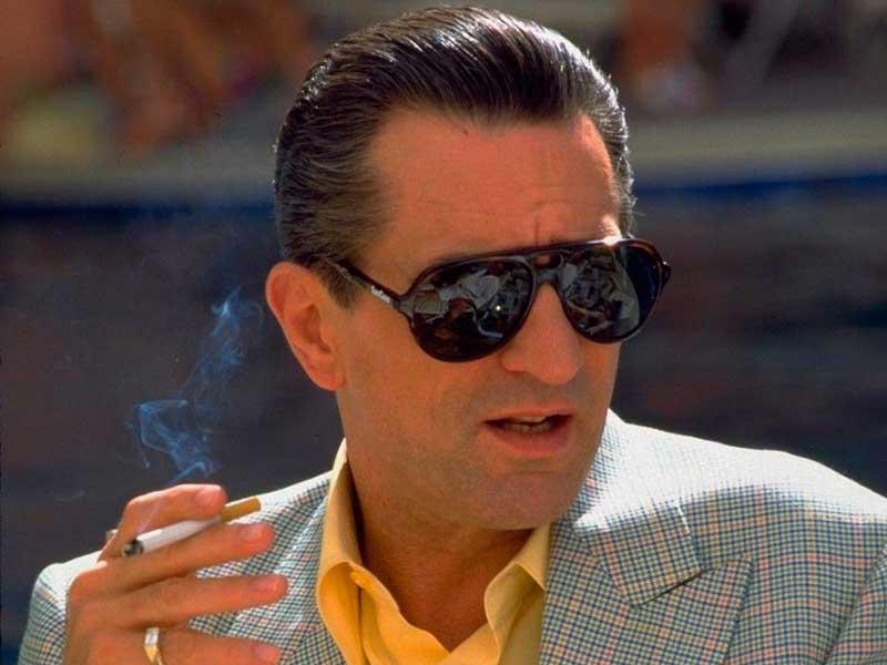 Mafia, fashion and glory. The romanticization of the gangster