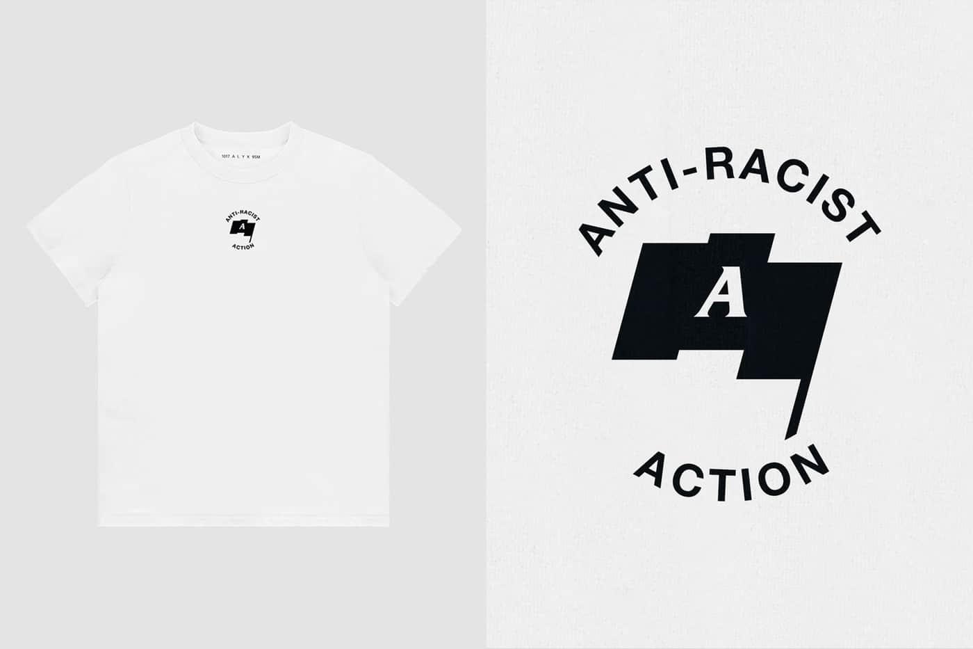 Anti-racism ALYX t-shirt