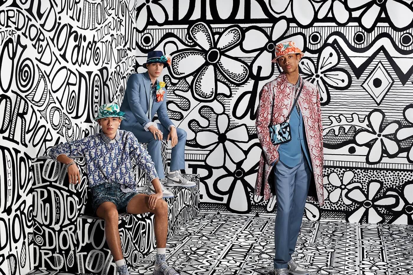 Dior AW20 mens campaign