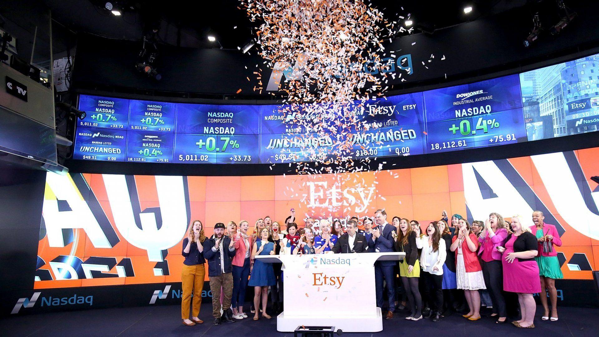 Las acciones de Etsy aumentan su valor | HIGHXTAR.