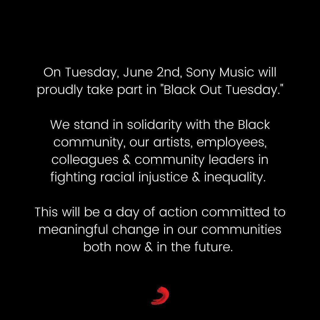 Sony blackout