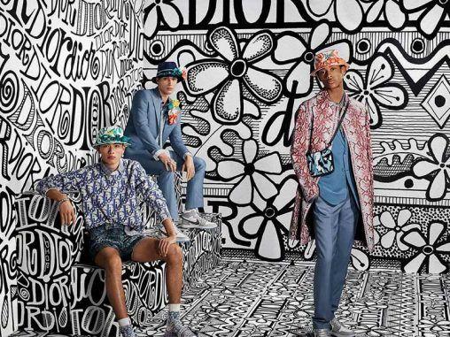 Dior AW20 men campaign
