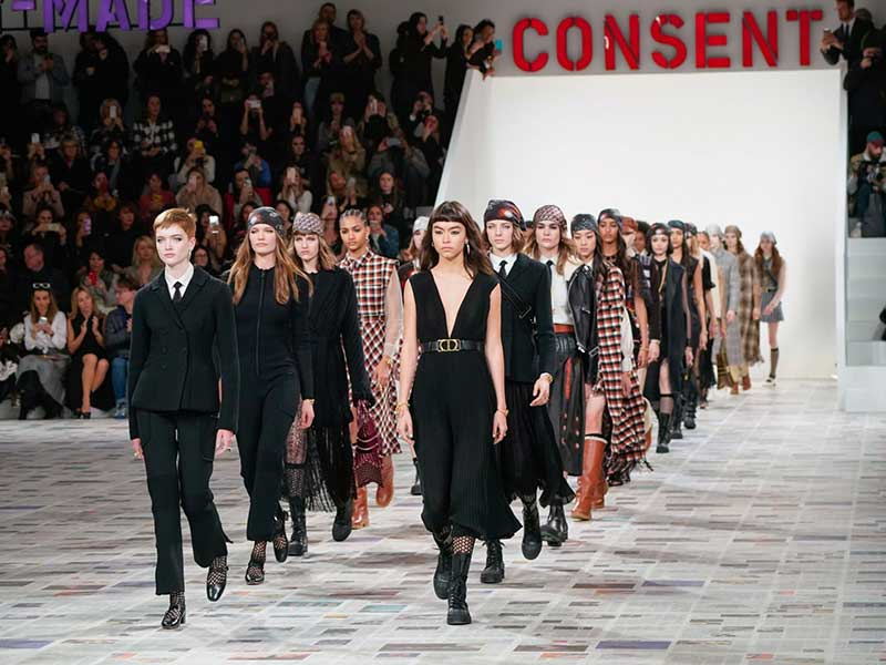 Fashion Week officially returns in September