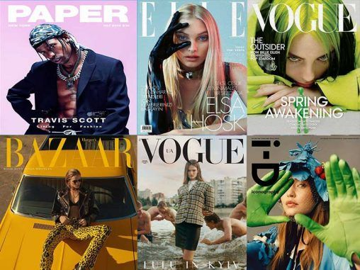 The rise of fashion magazines