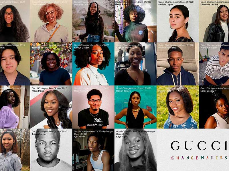 Gucci internship North America