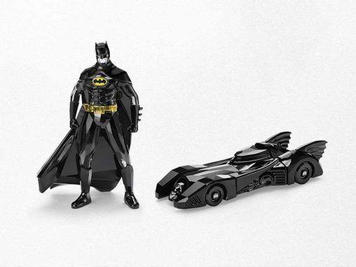 Swarovski Batman y batmóvil
