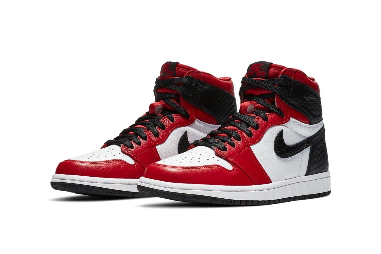 "Nike Air Jordan ""Satin Snake"""